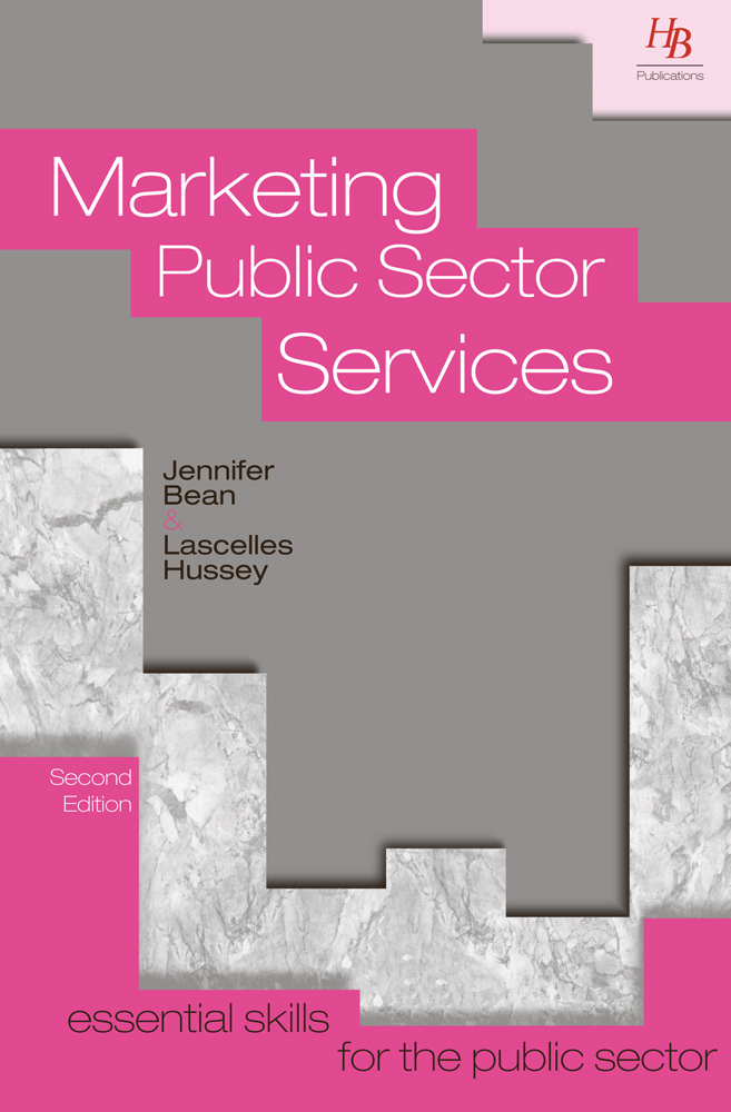 Marketing Public Sector Services 2nd Edition