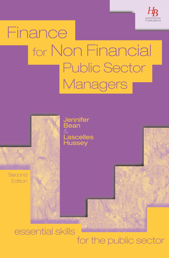 Finance for Non-Financial Public Sector Managers 2nd Edition Ebook