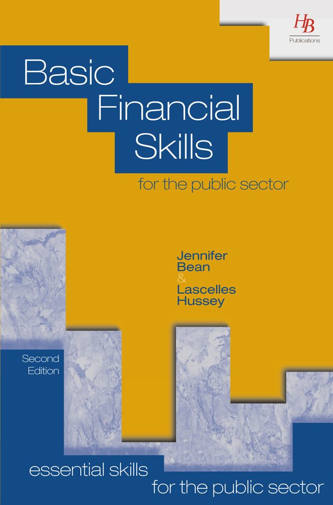 Basic Financial Skills for the Public Sector 2nd Edition