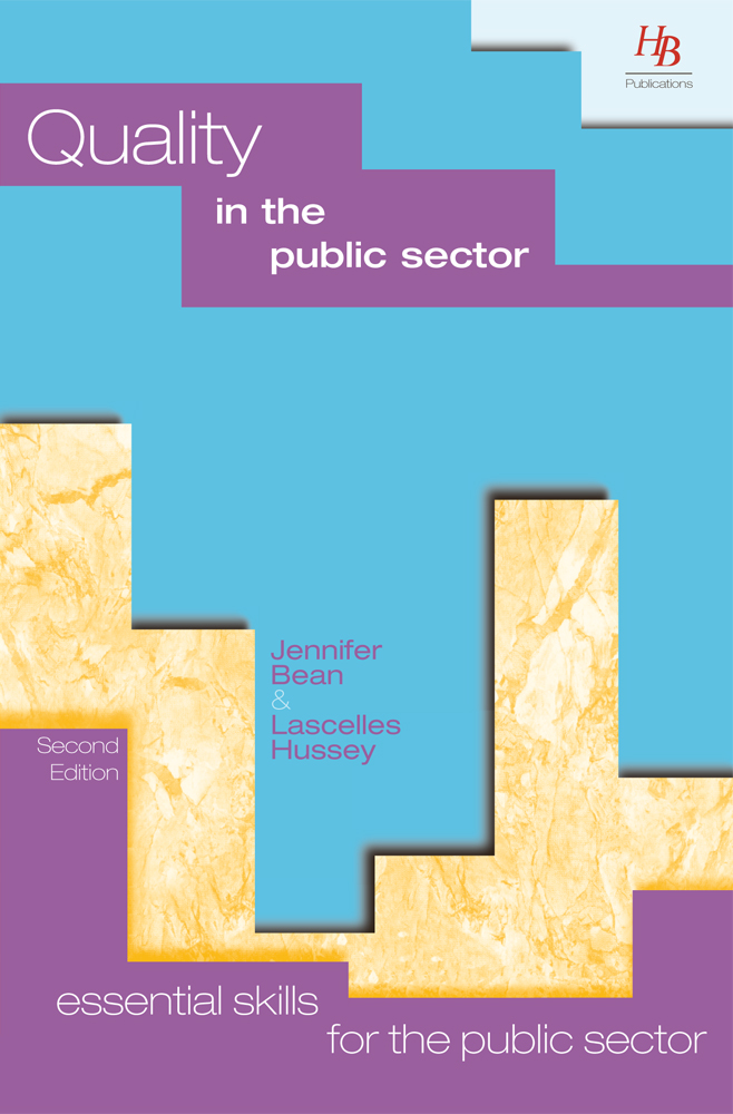 Quality in the Public Sector 2nd Edition