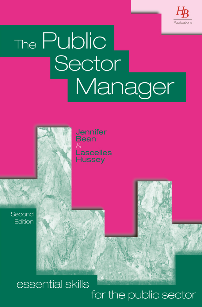 The Public Sector Manager 2nd Edition Ebook